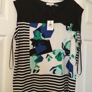Wow Calvin Klein Dress Top